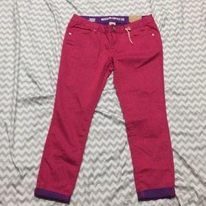 NWT Mossimo Ankle Skinny pants